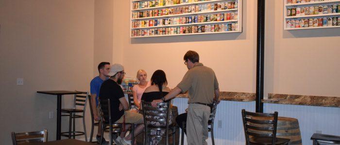 First Floor Tasting Room